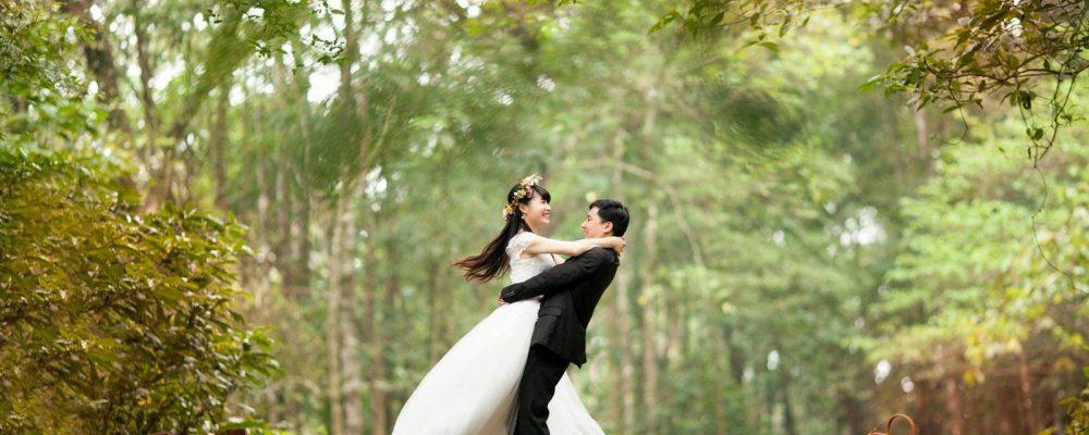 Mariage en plein air : comment réussir l'évènement